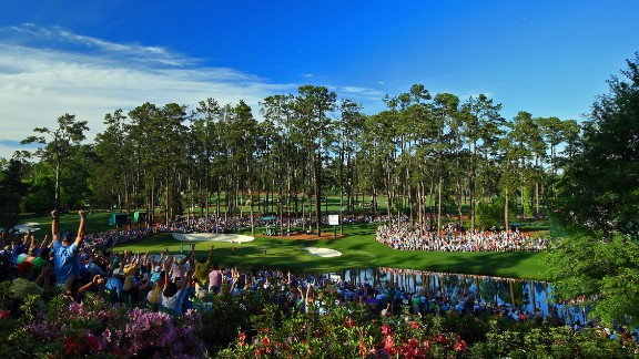 When the excitement rises on a Sunday afternoon and the patrons reach fever pitch, the roars reverberate around the towering pines which act like a giant organ reflecting the noise all over the course. A Phil Mickelson roar stands out, but a roar for Tiger Woods is like no other.