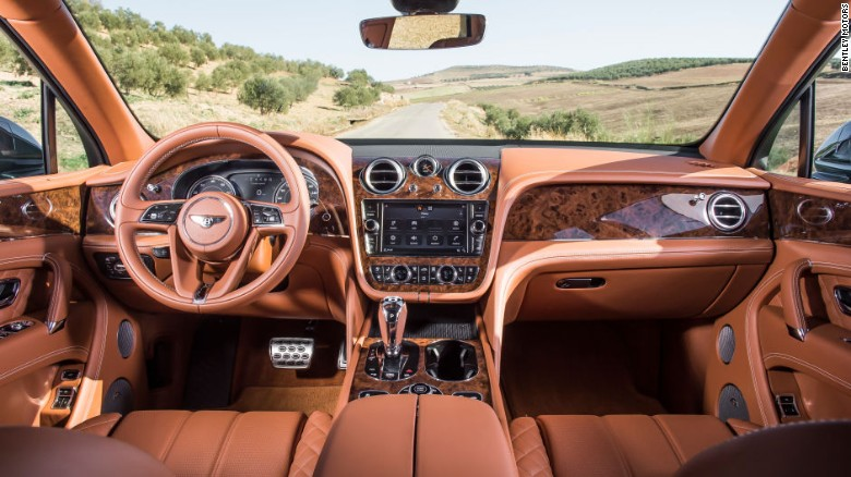 Bentley vs. Range Rover: The ultimate SUV showdown - CNN Style