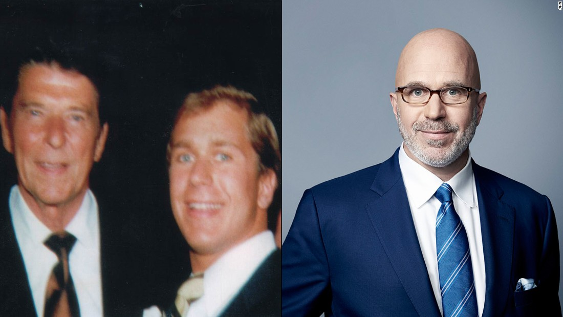 Michael Smerconish was about to begin at Lehigh University when he met Ronald Reagan at a Philadelphia hotel in 1980. Smerconish said that when he got to campus, he formed a Reagan/Bush club and later worked as an advance man for Vice President George Bush. <br />
