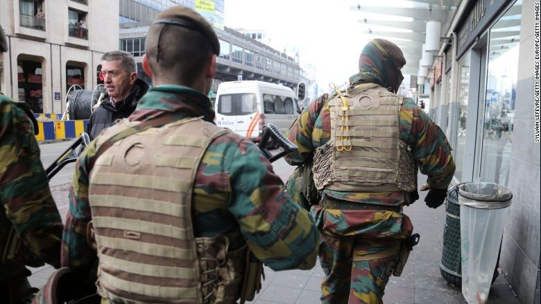 Dozens of Brussels and Paris attack suspects at large