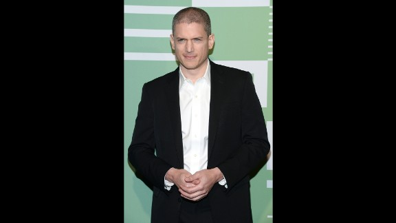 "In March, ""Prison Break"" star Wentworth Miller used a body-shaming meme as an opportunity to educate about depression and suicide."