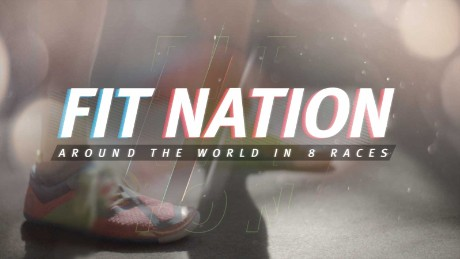 CNN's Around the World in 8 Races
