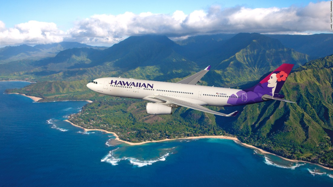 Fourth-ranked overall, Hawaiian Airlines ranked No. 1 in the on-time performance category, coming in on-time 88.4% of the time in 2015.