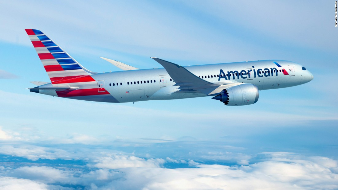 American Airlines came in at No. 10 in the overall rankings.