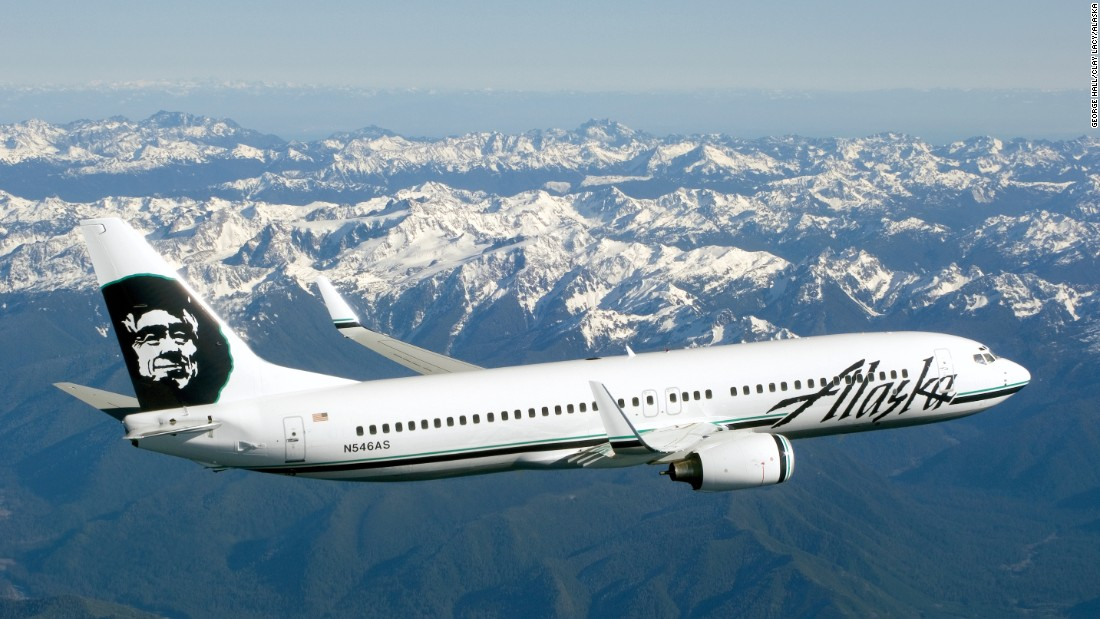 Fifth-ranked Alaska Airlines had the lowest rate of complaints (0.5 per 100,000 passengers).