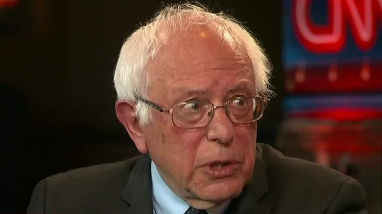 Sanders: My campaign is about the issues impacting U.S.