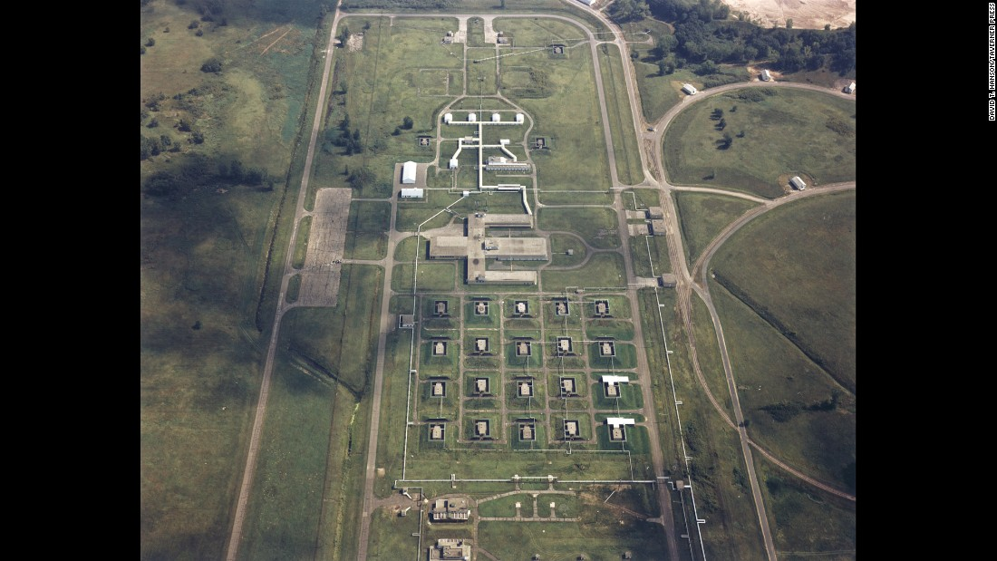 "The New Brighton/Arden Hills <a href=""https://www3.epa.gov/region5/cleanup/tcaap/"" target=""_blank"">Superfund site</a> is photographed in New Brighton, Minnesota, in 1985."