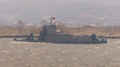 north korea sanctions impact pkg rivers _00003916