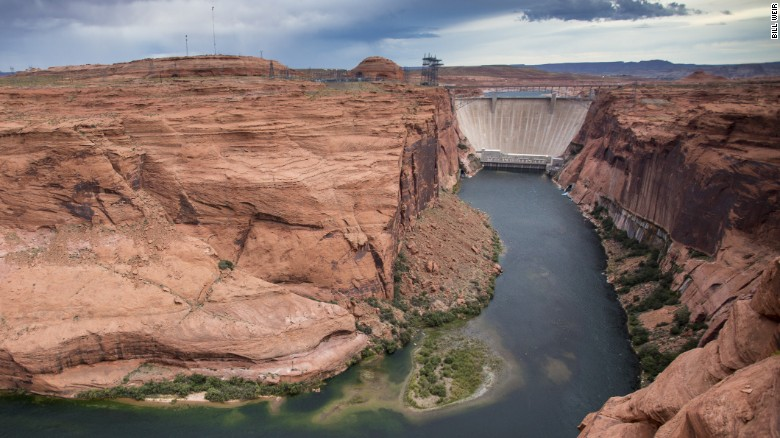Scientists say climate change is mainly to blame for declines in the Colorado River's flow.