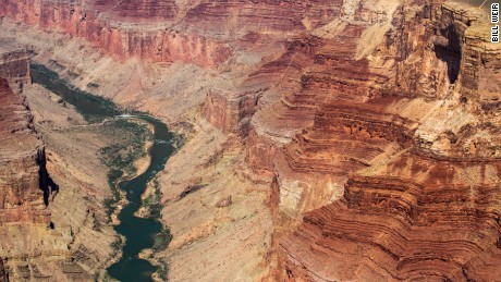 The Wonder List Production Stills - Colorado River