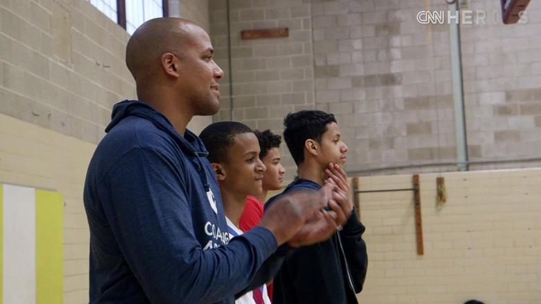 CNN Hero Marquis Taylor: Coaching for a change