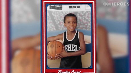 CNN Hero Marquis Taylor: Passing the ball