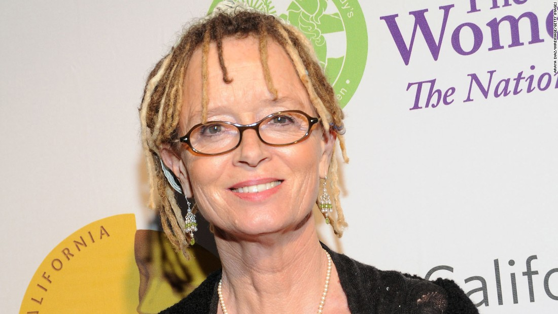 Anne Lamott writes about everything from spirituality