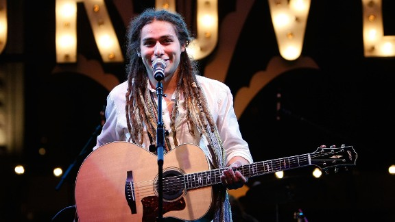 """Jason Castro is one of a few former """"American Idol"""" contestants who have worn their hair in dreadlocks."""