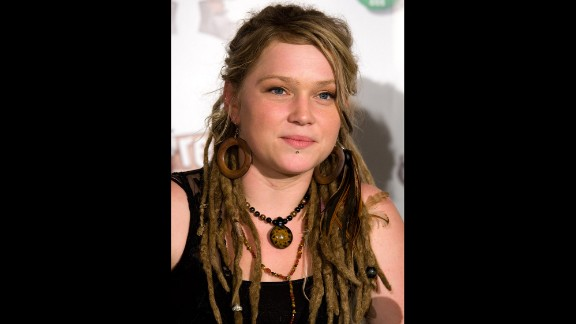 """""""American Idol"""" contestant Crystal Bowersox wore her hair in dreadlocks while competing in the singing competition"""
