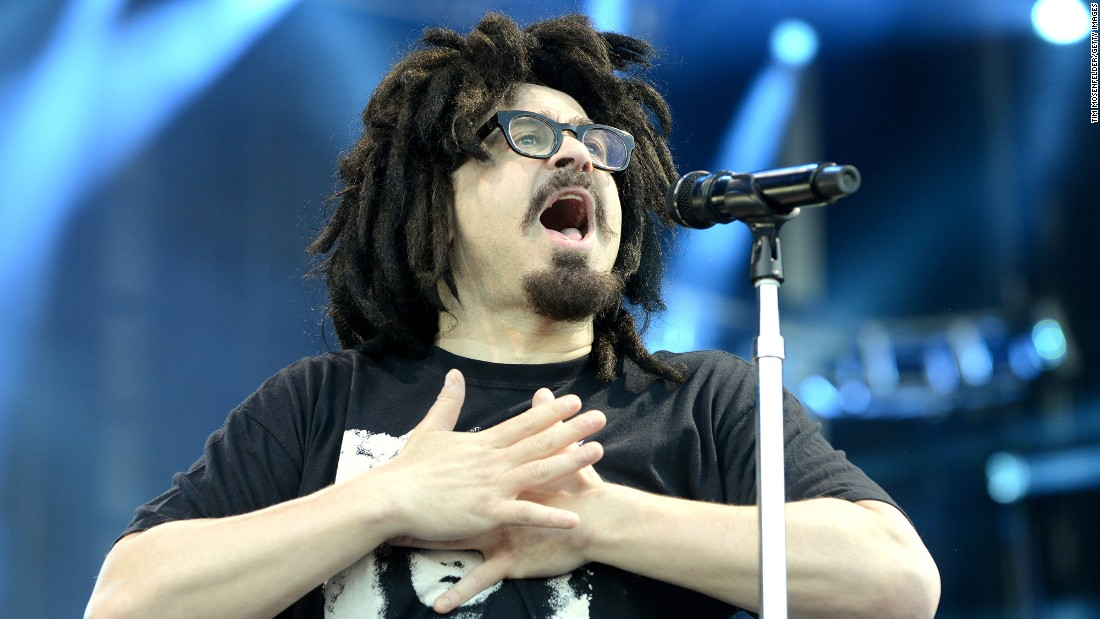 After a black San Francisco State University student confronted a white student over his dreadlock hairstyle, calling it cultural appropriation, people are talking about the topic of white people with dreads. Adam Duritz of the Counting Crows, who has admitted his locks are extensions, is one notable example. Here are a few other nonblack celebs who sport the hairstyle.