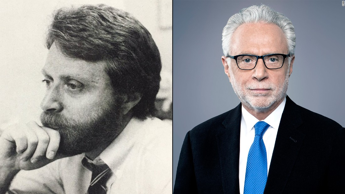 Being on television didn't always come naturally for Wolf Blitzer. Always passionate for journalism, Blitzer started his career as a young print reporter.
