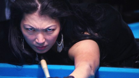 Champion pool player turns pain into will to win