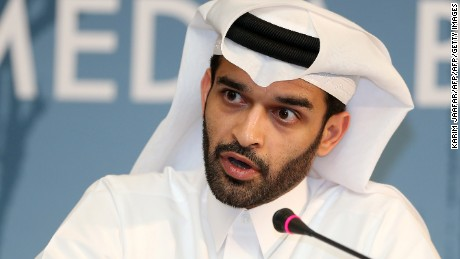 Qatar 2022: World Cup chief Hassan Al Thawadi says progress being made on workers' rights