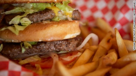 Fast food serves up phthalates, too, study suggests