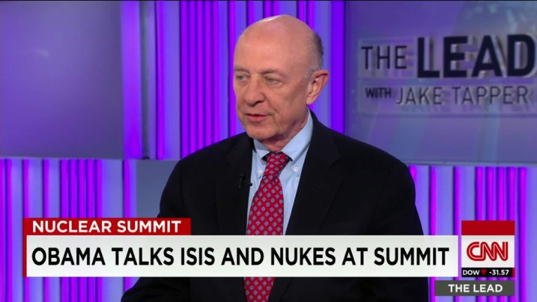 Trump's nuke comment prompts concern from fmr. CIA head