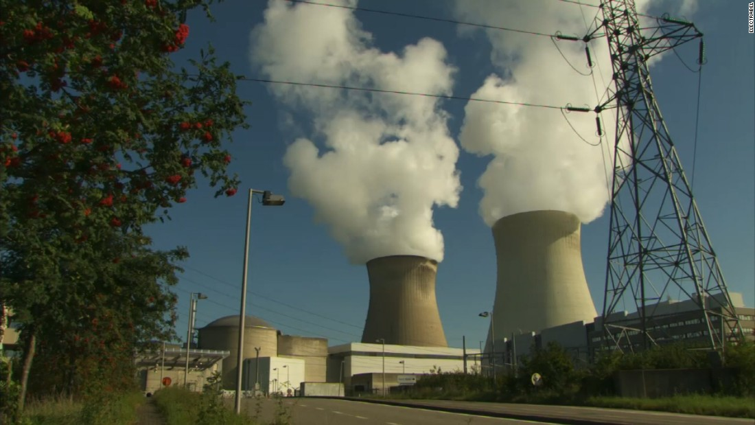 Belgium issues iodine pills to protect people in case of a nuclear accident