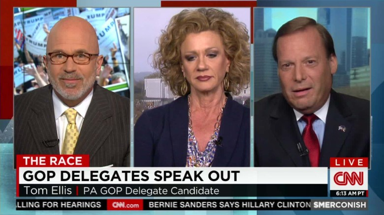 GOP Delegates Speak out