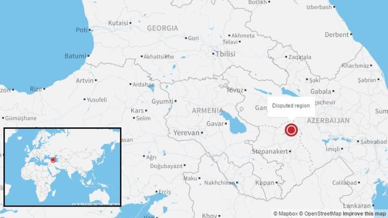 ArmeniaAzerbaijan conflict has deep roots CNN
