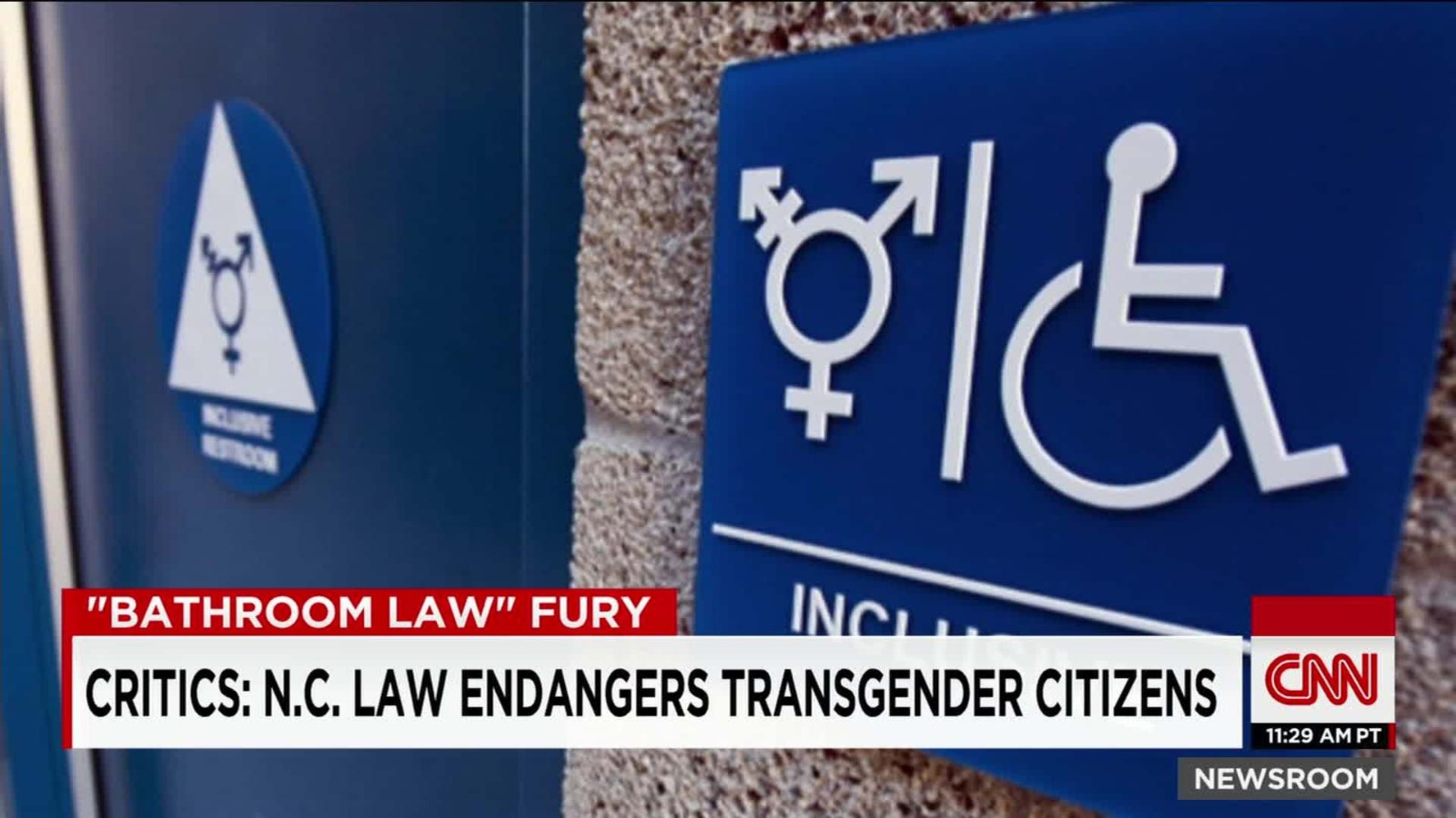 Laws for transgender in nc