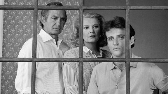 """""""An Early Frost,"""" in 1985 with Ben Gazzara, Gena Rowlands and Aidan Quinn, is considered to be the first studio production to deal with AIDS."""