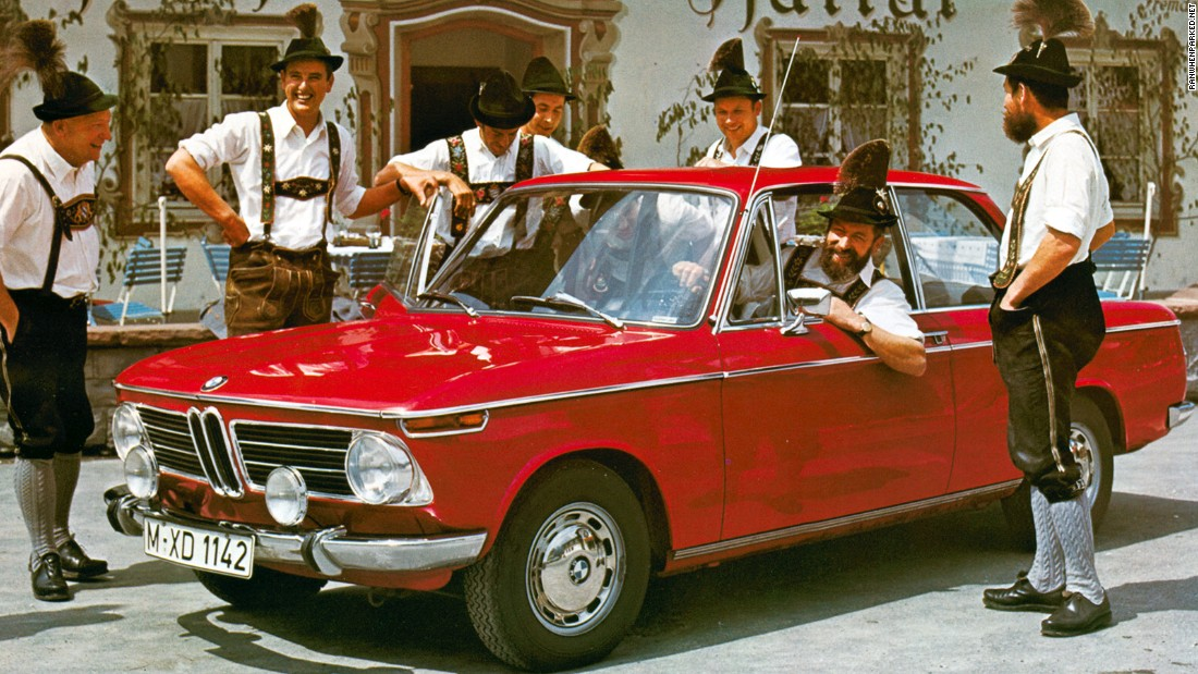 Celebrating 100 years of Bavarian beauty from BMW - CNN Style