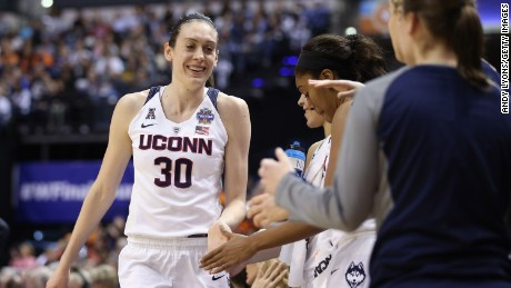 Fans react to UConn's 4th consecutive NCAA championship