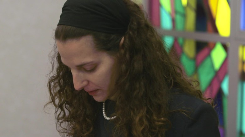 Female rabbi: I wasn't sure who would hire me