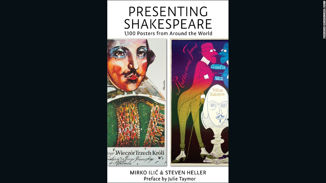 "<a href=""http://abramsandchronicle.co.uk/books/art-and-design/9781616892920-presenting-shakespeare"" target=""_blank""><em>Presenting Shakespeare<em></a></em> by Mirko Ilic and Steven Heller (Princeton Architectural Press) is out now.</em>"