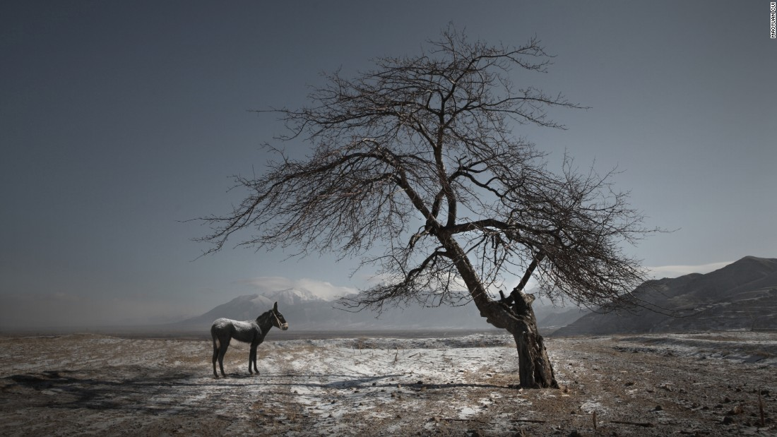 Maoyuan Cui was shortlisted for the 2016 Sony World Photography Awards for his landscapes in Hebei province.