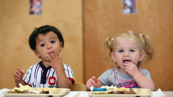Scientists at Kings College London have tested ways to prevent food allergies using food. The idea is that exposure enables a child