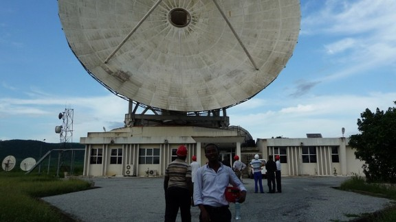 Ghana has established a new space center as part of the country