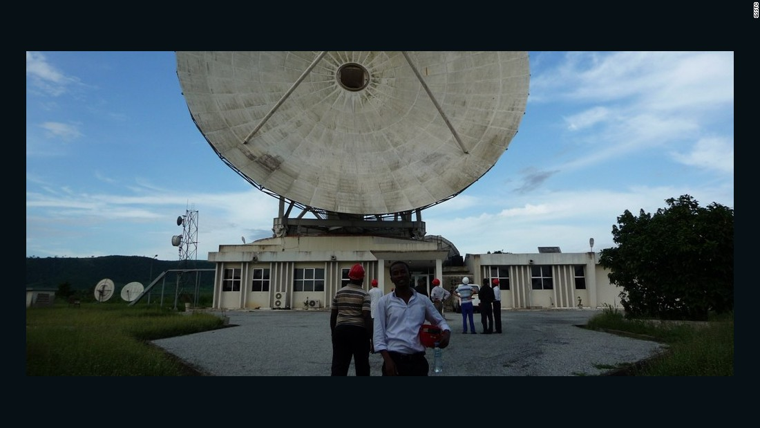 Ghana has established a new space center as part of the country's embrace of advanced technology industries.
