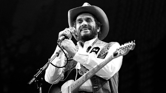 Country music legend Merle Haggard died on April 6 -- his 79th birthday -- of complications from pneumonia, his agent Lance Roberts told CNN.