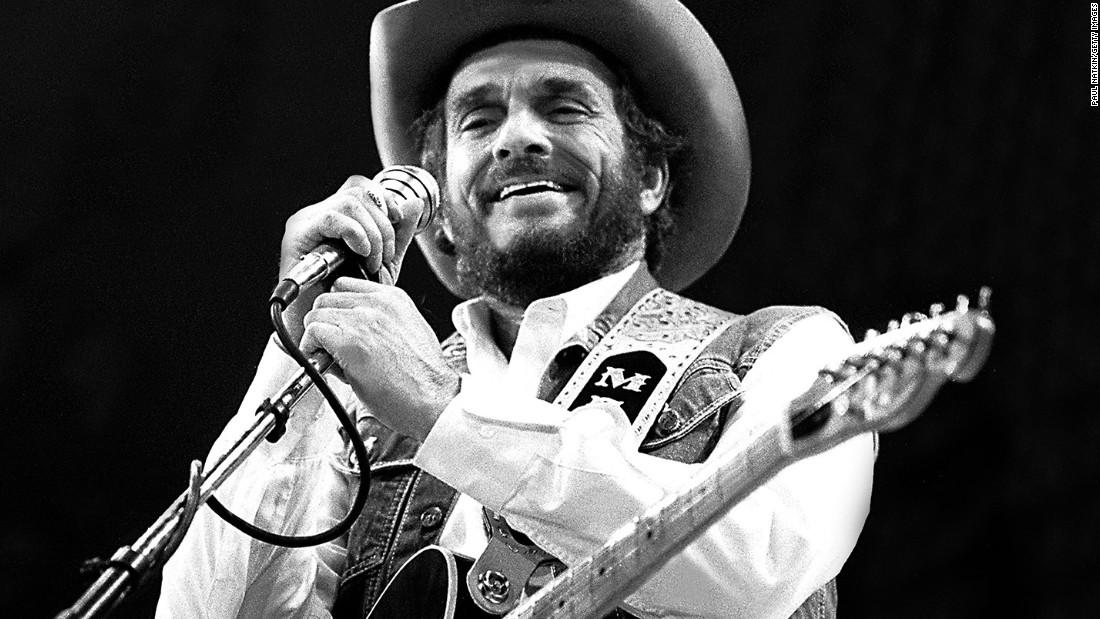 Country Music Legend Merle Haggard Dies CNN