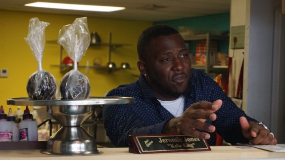 Jeromie Jones was born and raised in Mississippi, but now he's thinking of finding a new home.