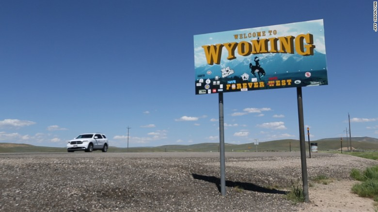 Here's what it's like being a Democrat in Wyoming