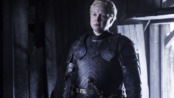 The fiercely loyal Brienne (Gwendoline Christie) has so far failed to rescue Sansa Stark from the evil Boltons. But new trailers suggest she may still prevail in her quest.