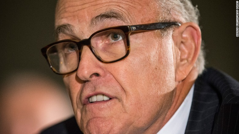 Giuliani: I'll vote for Trump, but won't join campaign