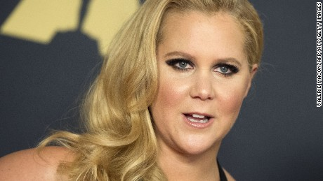 What Amy Schumer should have said