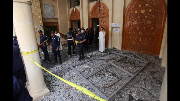 ISIS also claimed responsibility for what it called a suicide bombing at the Al-Sadiq mosque in Kuwait City on June 26, 2015. At least 27 people were killed and at least 227 were wounded, state media reported at the time. The bombing came on the same day as the attack on the Tunisian beach.