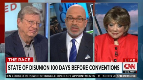 State of Disunion: 100 Days until Conventions