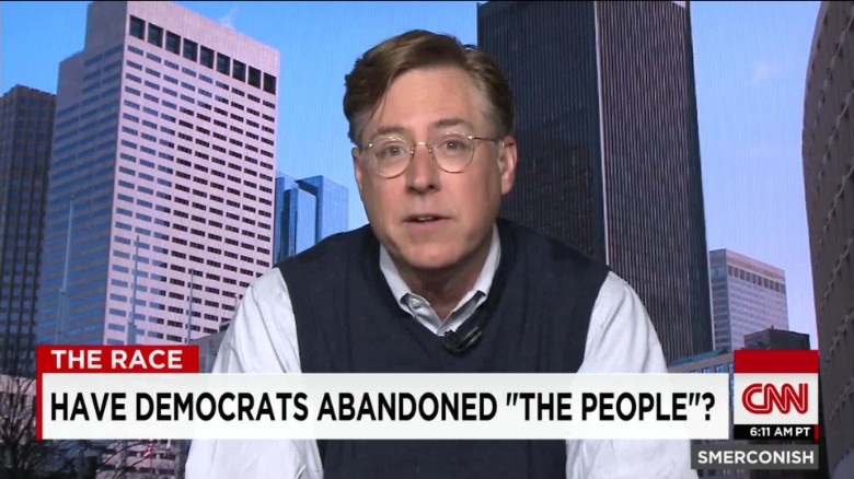 "Thomas Frank: Dems have abandoned ""The People"""