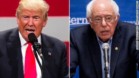Trump ducks Sanders debate and we lose