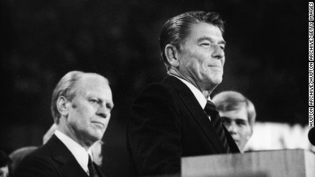 Sanders, Reagan and the Spirit of '76
